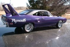 70 Superbird finished - Muscle Cars - Modeling Subjects - Scale Auto ...