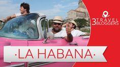 Viaje a La Habana  - 3 Travel Bloggers (Daniel Tirado, Arturo Bullard y ...