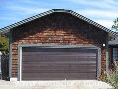 Garage Door By A 1 Overhead Door Company. Http://santacruzconstructionguild.