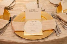 Feminine Glitz Table Design | Planning: Leilani Weddings