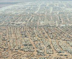 Horror.. campo de refugiados sirios en Jordania.. Que desigualdad.. !por Dios!...