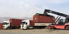 Intermodal #TIR operation between Slovenia and Iran demonstrates significant time savings and highlights the potential for full cross-modal operations in this and other regions.