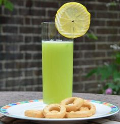 komkommerlimonade en links naar nog meer limonades