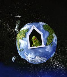 Kermit World. Muppet Love
