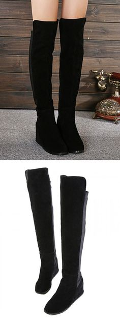 Perfect fall boots! -- I'm in love!Where do I find these?!? Choies.com