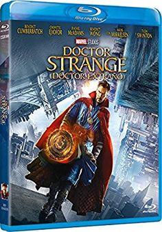 Doctor Strange Blu-ray]