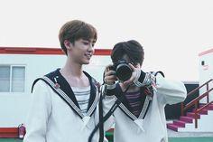 "1323° on Twitter: ""⚓ #NCT #JAEMIN #재민 #RENJUN #런쥔… "" Nct U Members, Nct Dream Members, Look Wallpaper, Johnny Lee, Sm Rookies, Huang Renjun, Na Jaemin, Perfect Boy, Best Couple"