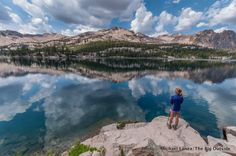 """What are the Best Hikes in #Idaho's Sawtooths?  #MichaelLanza gives you the scoop in his blog """"The Big Outside"""" 
