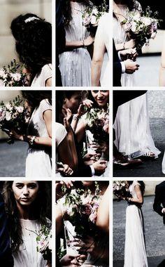 Eleanor Calder at Jay's (Louis' mom) Wedding