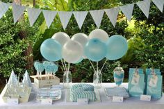 """Pick any color and do the same. Photo 1 of 6: Blue Bird / Birthday """"Aleksandars 2nd Birthday"""" 