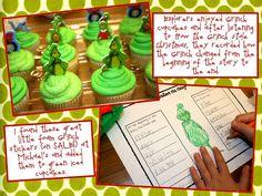 I've noticed a lot of ideas for a Grinch Day around the holidays! Fun idea!
