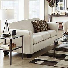 Crandall II Collection Condo Size Sofa Sears Canada Living