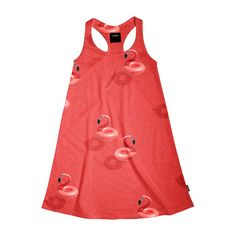 Pack your holiday suitcase, embrace your inner flamingo and float into summer with us. See you in paradise. Kids tank dress with photo print made of organic cotton, elasthan. Designed in Amsterdam, made in Portugal. Tank Top Dress, Curated Shopping, Indian Textiles, Sweet Dress, Organic Cotton, Athletic Tank Tops, Girl Outfits, Summer Dresses