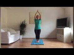 Pozdrav slunce pro zdrava zada | Hormonal joga