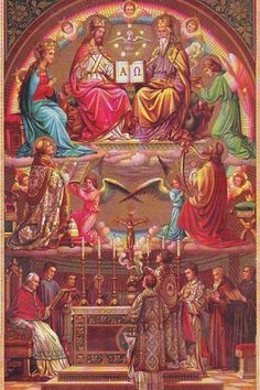 The Holy Sacrifice of the Mass