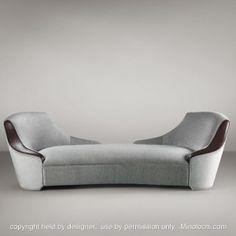 GIOCONDA Double Chaise