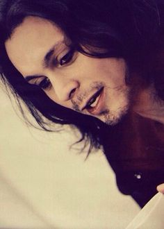Ville Valo... good morning to meeee