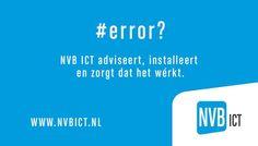 NVB ICT Diensten uit Aalten vanaf 26 juni 2015  iedere minuut zichtbaar op onze opvallende display langs de N18 thv Lichtenvoorde.