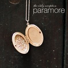 The Only Exception ~ Paramore