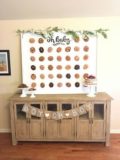 Ideas Baby Shower Ideas For Boys Food Fingers Signs Baby Shower Desserts, Tea Party Baby Shower, Baby Shower Fall, Baby Shower Favors, Baby Shower Themes, Baby Shower Decorations, Baby Boy Shower, Shower Ideas, Baby Party