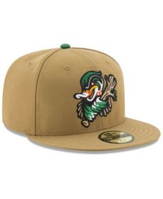 sale retailer b6ace 795ea New Era Down East Wood Ducks Copa de la Diversion 59FIFTY-fitted Cap en  2019   Products   East wood, Cap y Fitness