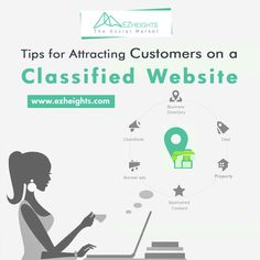 Tips for Attracting Customers on a #Classified #Website http://goo.gl/9aw4hq