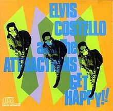 Get Happy!! - Elvis Costello and the Attractions, 1980