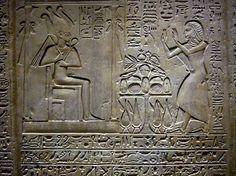 Relief Sculpture, ancient Egypt