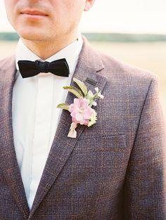 Romantic Bridal Inspiration, Groom