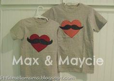 Boys Valentines Day Shirts