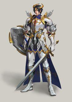 Character Design Animation, Fantasy Character Design, Character Concept, Character Inspiration, Character Art, Armadura Medieval, Dnd Characters, Fantasy Characters, Armor Concept