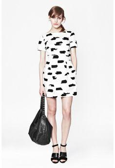 Summer Bark Dress