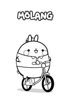 Les 116 meilleures images de Molang | Petit poussin ...