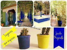 Lugares que inspiran: Jardín Majorelle