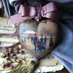 """Купить """"На Катке"""" Большое Интерьерное Сердце. - сердце, сердце подвеска, большое сердце, большой размер"""