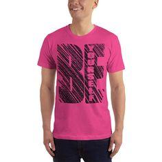 bd97400d58f7 Be yourself motivation Short-Sleeve T-Shirt