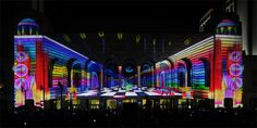Moment Factory | http://www.momentfactory.com/en | LA, Montreal | dj@momentfactory.com #forestailumina #lights #interactive #projection #mapping #largescale #losangeles #la #california #quebec #bonnaroo