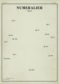 Numeralier (talord)