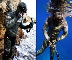 ALPHA wetsuits - Freediving, Speargun, Wetsuit, Fin, Mask, Arbalete, Snorkel, Spearfishing, Diving, Scuba