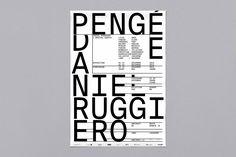 DANIEL RUGGIERO on Behance