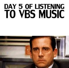 #vbs #christianmusic #jesusmusic I know they put a lot of work into it and all, but enough.