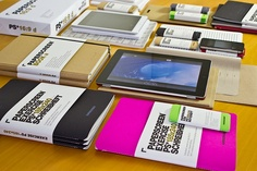 PAPERSCREEN Product portfolio May 2013 // more to come // Notebooks, Journals, Notepads // eco- & human-friendly // smart sized to match smartphones and tablets