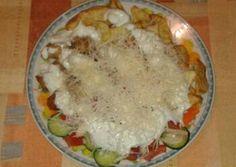 Gyros tál | Angéla receptje - Cookpad receptek