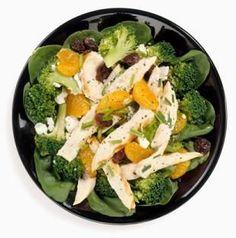 Low Cholesterol Diet Menu