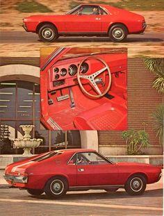 1968 AMC AMX 2-Door Hardtop