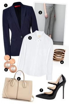 The Perfect Outfit for Your Job  - ELLE.com
