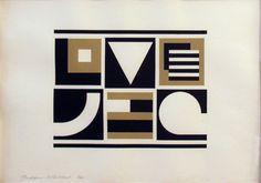Gordon Walters Maori Designs, New Zealand Art, Maori Art, Kiwiana, Art Forms, New Art, Design Elements, Patterns, Abstract