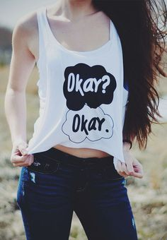 Okay? Okay. Crop Top - Fresh-tops.com I all these fresh tops are what i want:)