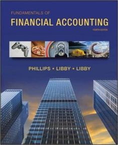 Solution manual for financial accounting 9th edition by harrison test bank for fundamentals of financial accounting 4th edition by fred phillips robert libby fandeluxe Image collections