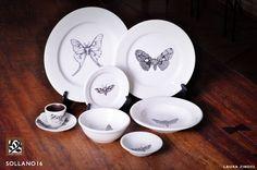 Laura Zindel es una artista y diseñadora que combina su pasión por la cerámica y la ilustración naturalista en artículos para el hogar únicos.